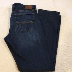 Lucky brand sweet jeans straight ankle size 8/29